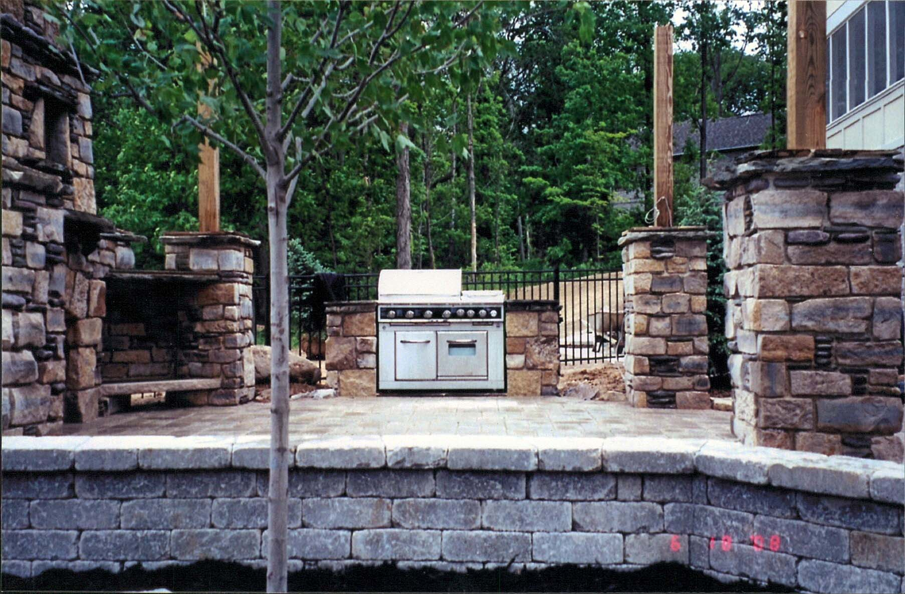 triyae com u003d pictures of outdoor patios with fireplaces various