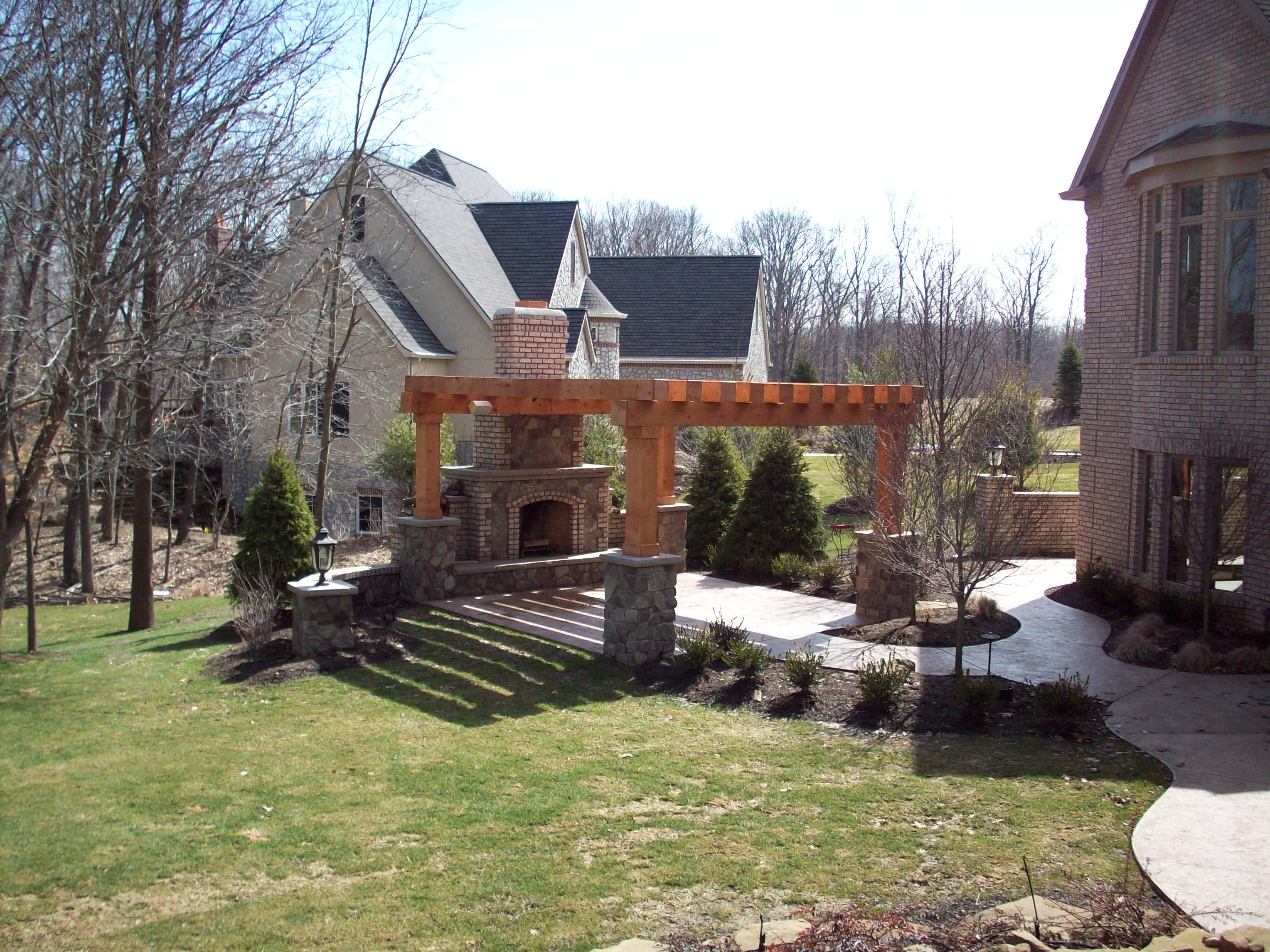 yoder masonry inc outdoor